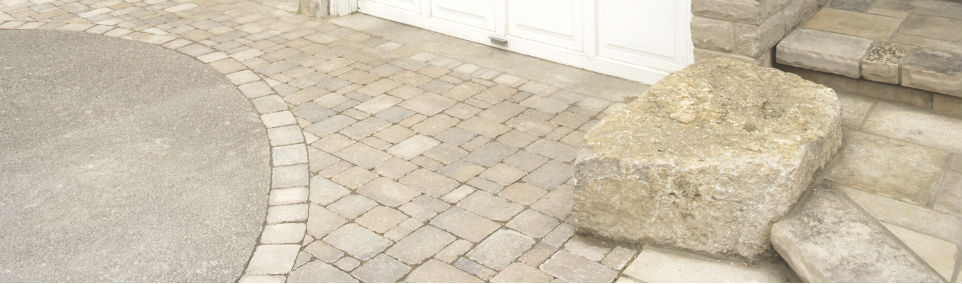 Pavers and Concrete Driveways
