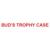 Buds Trophy Case