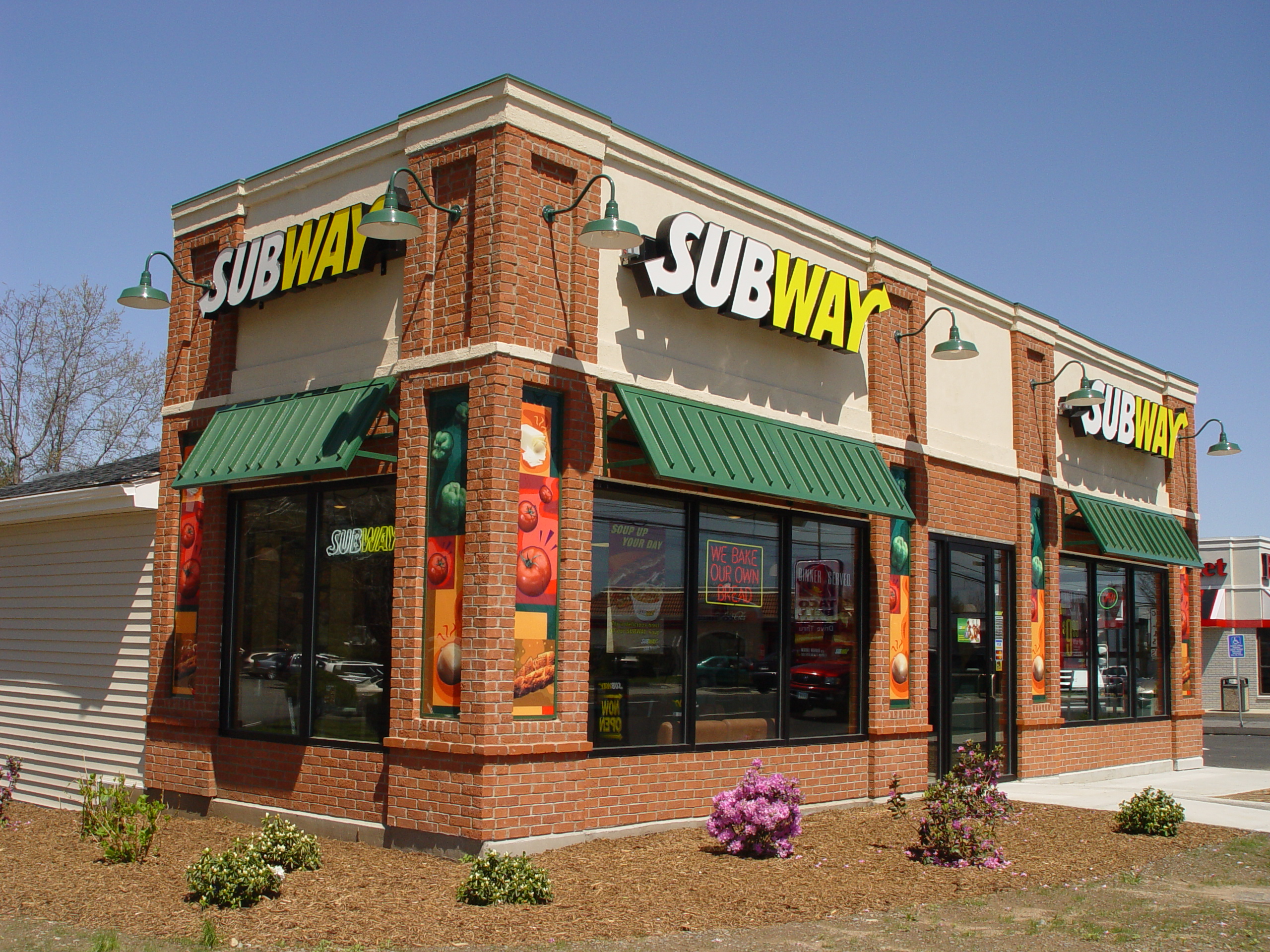 Subway, Woodbury TN