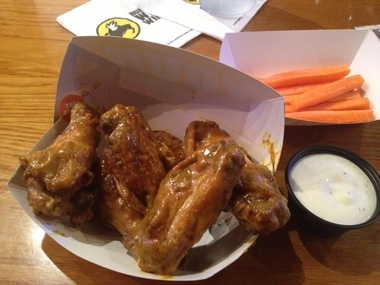 Buffalo Wild Wings, Lithonia GA