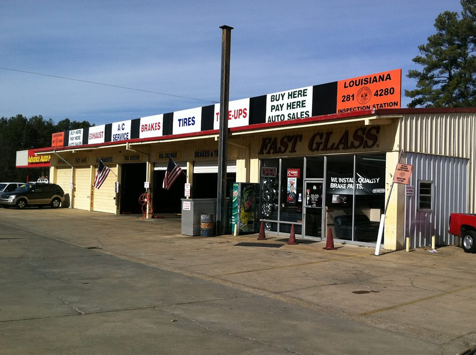 Fast Glass Auto Sales & Service, Bastrop LA