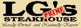 LG's Prime Steakhouse., Palm Springs CA