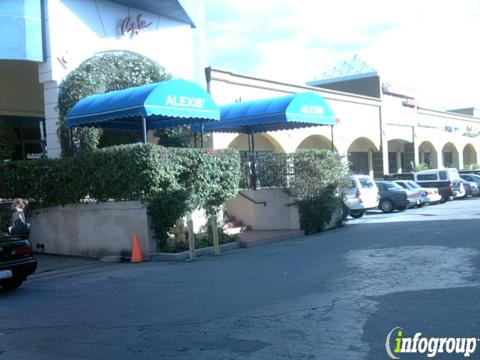 Alexis Greek Restaurant, Northridge CA