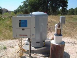 digital water well pump