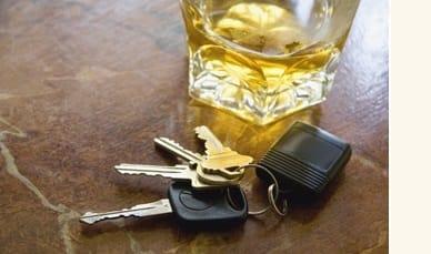 alcohol/keys