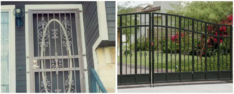 For Window U0026 Door Security Bars, Call Us Today! (713) 481 4254