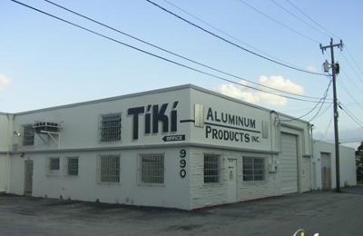 Tiki Aluminum Products Inc - Fort Lauderdale, FL