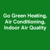 Go Green Heating, Air Conditioning, Indoor Air Quality - A DiMarco Company