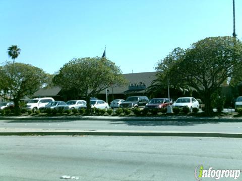 Tony P's Dockside Grill, Marina Del Rey CA