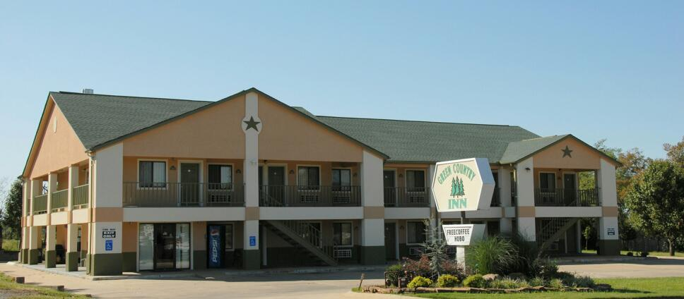 Green Country Inn, Heavener OK