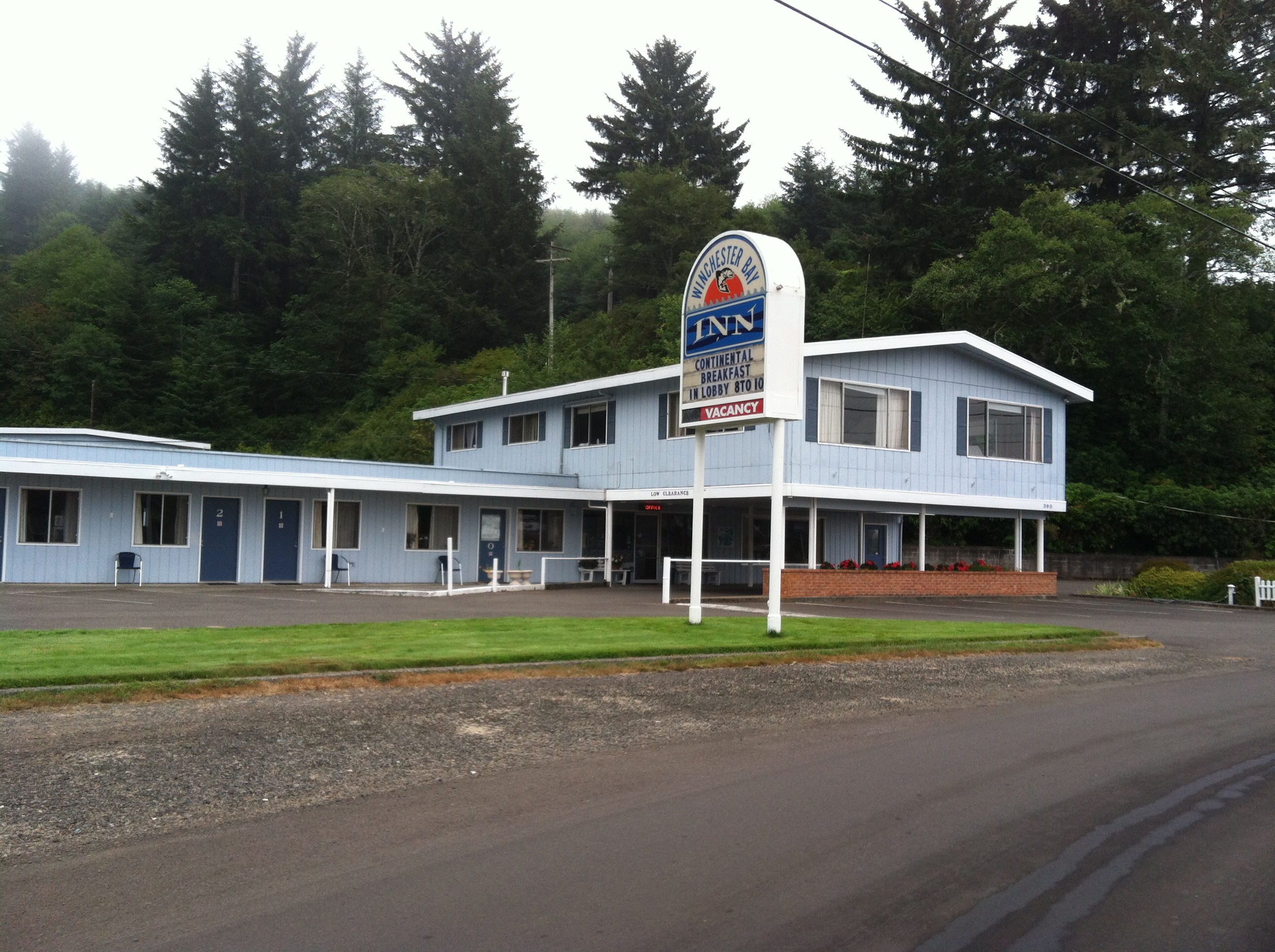 Winchester Bay Inn, Reedsport OR