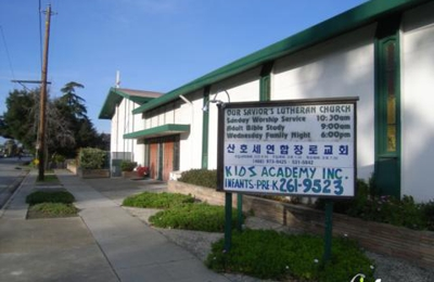 Our Savior's Church ELCA - Santa Clara, CA