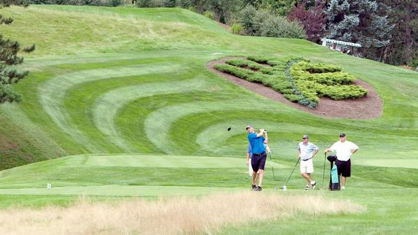 International Inc Golf Club, Bolton MA