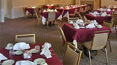 Blair Mansion Inn Restaurant, Takoma Park MD
