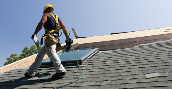 roof home install