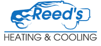 reed's heating and cooling logo