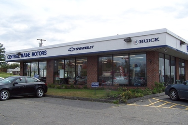 Central Maine Chrysler Dodge Jeep Ram, Waterville ME