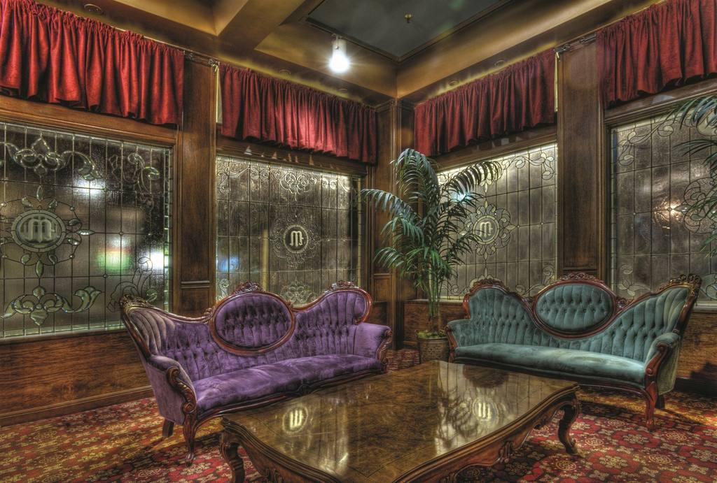 Mizpah Hotel, Tonopah NV