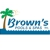 Brown's Pools and Spas Inc