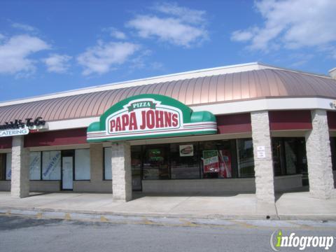Papa John's Pizza, Winter Springs FL