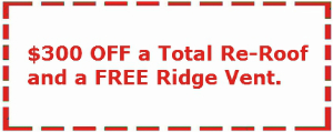 roofing coupon
