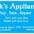 Jack's Appliances