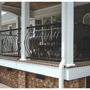 DR Wrought Iron Rails