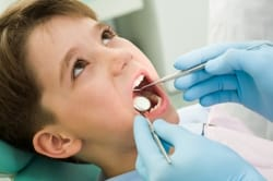 pediatric dentist