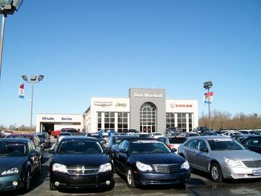 Don Marshall Chrysler Center Inc., Somerset KY