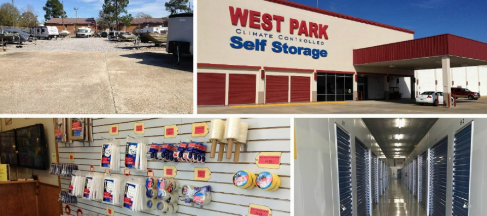 Self Storage Services West Park Climate Controlled Self