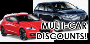 Mulit Car Discount on Auto Detailing