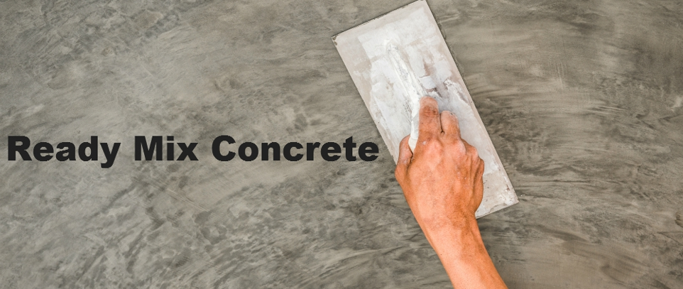 concrete header