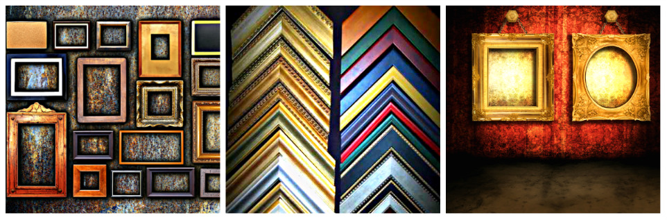 Picture Framing Services - The Framers on Peachtree - Atlanta - GA
