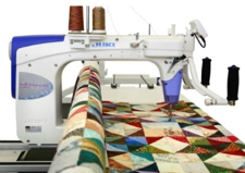 Juki Longarm Quilting Machine