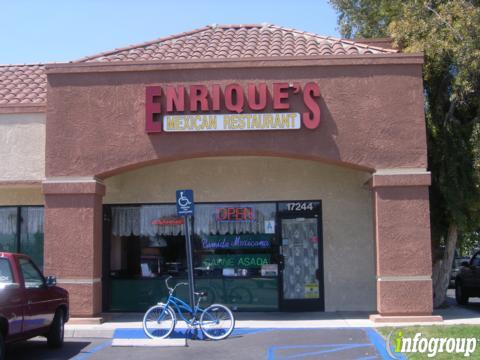 Enrique's Mexican Restaurant, Bellflower CA