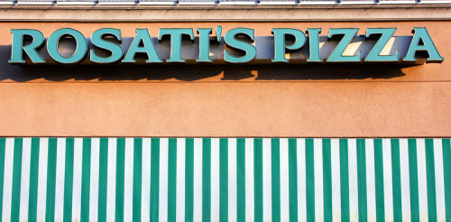 Rosati's Pizza, Overland Park KS
