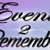 Events 2 Remember