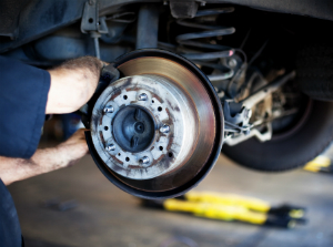 Brake repair and service in Knoxville