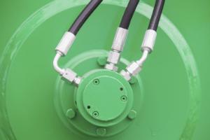 fix hydraulic hose