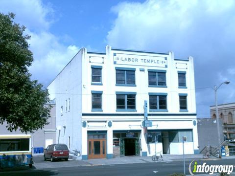 Labor Temple Diner & Bar, Astoria OR