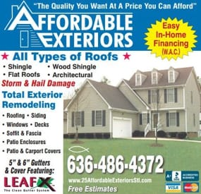 Affridable Exteriors