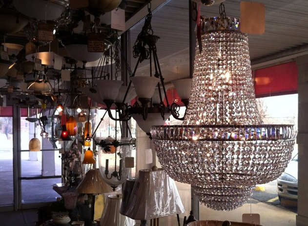 James Lighting - Lighting Fixtures & Ceiling Fans - serving Oklahoma City, OK