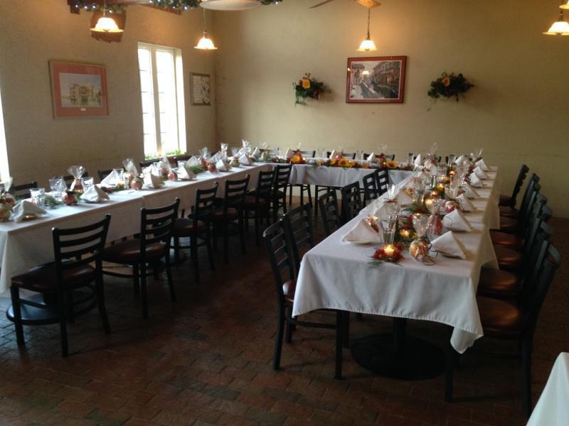 La Foresta Italian Cafe & Pzzr, Wake Forest NC