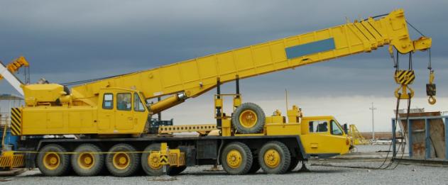 crane rental services