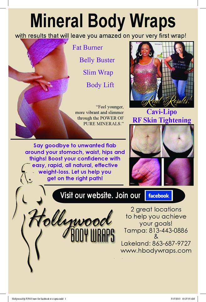 Hollywood Body Wraps, Lakeland FL
