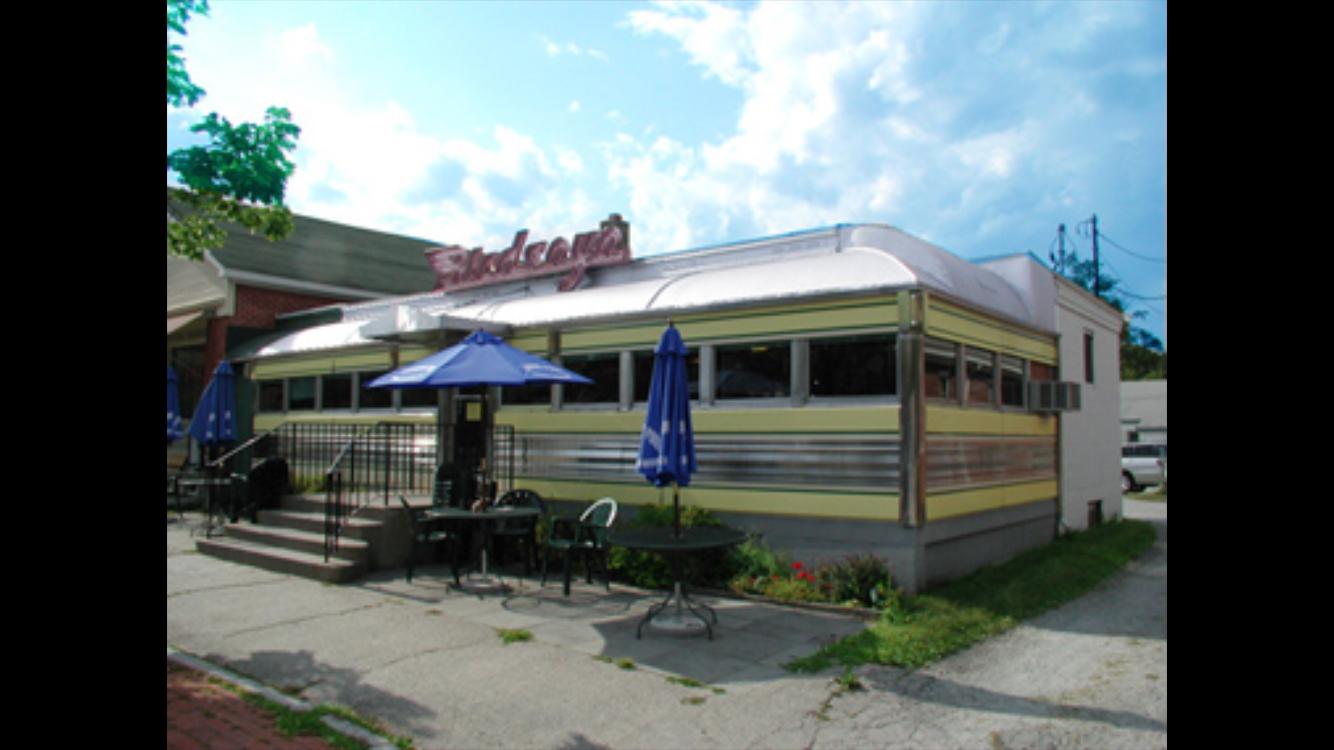 Birdseye Diner, Castleton VT