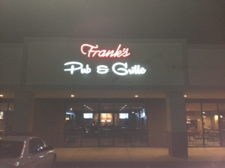 Franks Pub And Grille, Robinsonville MS