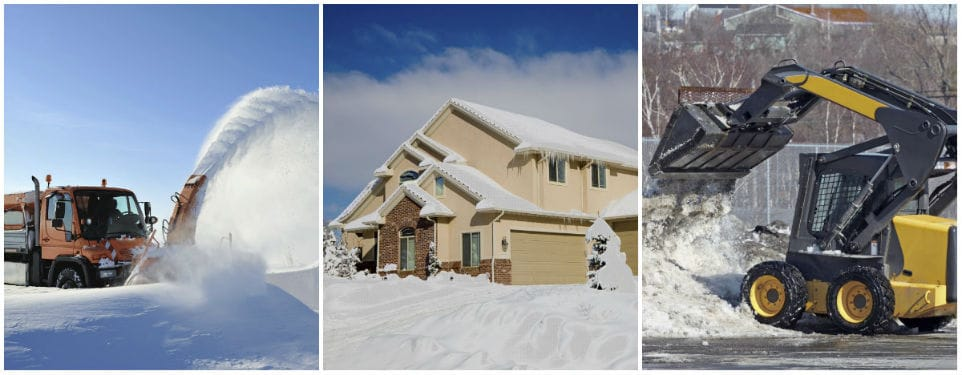 Elite Snow Removal Service in Grand Rapids Metro Area