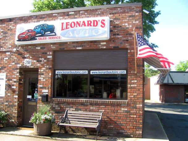 Leonard's Auto Repair Inc, Springfield MA