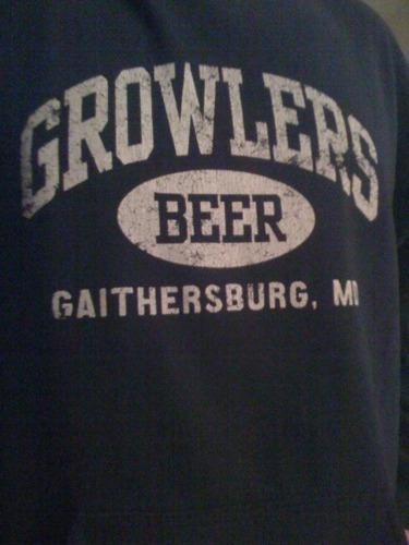Growlers, Gaithersburg MD
